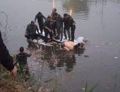 غرق شقيقين فى ترعة الوليد بتوشكى أثناء ملء دلو