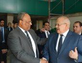 رئيس جامعة القاهرة: ماراثون زايد الخيرى تبرع لمعهد الأورام بـ 5 ملايين جنيه