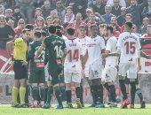 فيديو.. إشبيلية يسقط فى فخ التعادل ضد إسبانيول بالدوري الإسباني