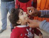 صحة شمال سيناء: الحملة القومية للتطعيم ضد شلل الأطفال تسير بنجاح.. صور