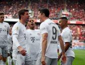 شاهد.. أجمل 10 أهداف لبايرن ميونخ فى العقد الأخير بالدوري الألمانى