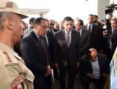 صور.. رئيس الوزراء: الحكومة تستهدف إنشاء منطقة استثمارية بكل محافظة