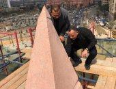 وزارة السياحة والاثار: افتتاح ميدان التحرير بعد عملية التطوير قريبا