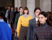 """فيكتوريا بيكهام تعلن """"ثورة ناعمة"""" بمجموعتها فى أسبوع الموضة فى لندن"""