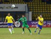 الإسماعيلى يحقق تفوقا على الرجاء المغربى في المواجهة الأولى من نصف النهائي العربي