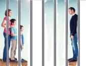 """سجن الرؤية.. """"أباء يحلمون بالعدالة الضائعة في قانون الأحوال الشخصية"""".. وأبرز المطالب: تعديل """"الاستضافة"""" والنزول بسن الحضانة وتغيير ترتيب الأب في أولوية الحضانة إلى المرتبة الثانية بعد الأم"""