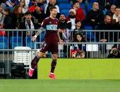 """ريال مدريد ضد سلتا فيجو.. الريال يتأخر 1-0 في الشوط الأول """"فيديو"""""""