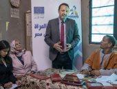 وفد من الاتحاد الأوروبى يتفقد المبادرات المشتركة مع مصر لتفعيل دور المرأة فى أسوان