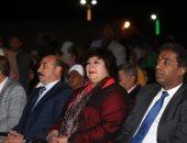 وزيرة الثقافة: الفنون الشعبية جزء اصيل من ركائز وذاكرة المجتمعات