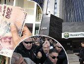 فيديو.. إكسترا نيوز تسلط الضوء على تفاقم أزمة التضخم فى تركيا.. وتكشف بالأرقام ارتفاع عدد المتقدمين للحصول على إعانات البطالة فى أنقرة.. وتستعرض الأوضاع المعيشية السيئة للأتراك بسبب السياسات الاقتصادية الفاشلة