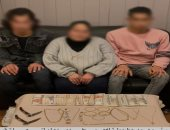 سقوط المتهمين بالسطو المسلح على شقة وسرقة محتوياتها بالإسكندرية