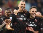 مصير غامض ينتظر 11 لاعبًا في ميلان أبرزهم إبراهيموفيتش ودوناروما