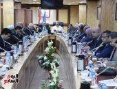 قائمة مطالب من وفد البرلمان لمحافظ أسوان لتعظيم الاستفادة من موارد المحافظة