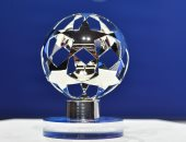 استحداث جائزة جديدة للأفضل فى كل مباراة بدوري أبطال أوروبا