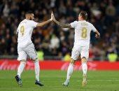 التشكيل الرسمي لقمة الريال ضد مان سيتي في دوري أبطال أوروبا