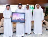 """ولى عهد دبى بعد صدور رخصة محطة """"براكة"""" النووية: الإمارات تثبت قدرتها على التحدى"""