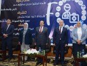 صور.. رئيس جامعة طنطا يفتتح الملتقى التوظيفى السنوى بكلية الصيدلة