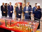 """موجز6.. الرئيس يفتتح مصانع جديدة بالإنتاج الحربى ويتفقد المدرعة """"سينا 200"""""""