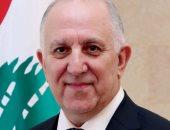 وزير الداخلية اللبنانى يلتقى السفير الروسى