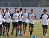 شاهد.. المران الأخير لمنتخب الشباب استعدادا للجزائر فى كأس العرب