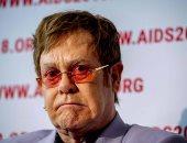 التون جون يعتذر للجمهور أثناء حفله بنيوزيلندا لفقد صوته وينفجر فى البكاء