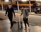 ميسي يتوجه إلى دبي بدون أسرته لقضاء عطلة قصيرة