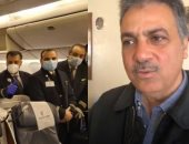 قائد طائرة العائدين من ووهان: الرحلة للصين استغرقت 9 ساعات والمطار كان مهجورا
