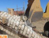 محافظ الجيزة: استرداد 5 آلاف فدان أراضى أملاك دولة بالواحات البحرية
