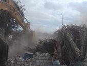 صور.. استرداد 24539 فدانا خلال إزالة 80 حالة تعد على أراضى الدولة بأسيوط
