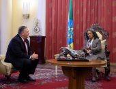 وزير الخارجية الأمريكى يزور إثيوبيا للتعاون حول الأمن والاستثمار