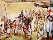"""الحملة الصليبية السادسة.. جاءت بطلب من المسلمين وحصلت على """"القدس"""" مجانا"""