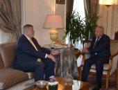 أبو الغيط يؤكد للمنسق الأممى الخاص بلبنان دعم الجامعة العربية لبيروت