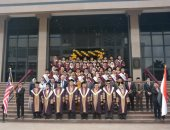 """صور.. تخريج دفعة جديدة من طلاب البرنامج الماليزى بـ""""طب طنطا"""""""