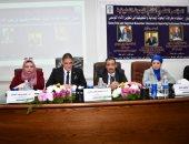 انطلاق المؤتمر العلمى الثانى للبحوث التطبيقية بتجارة جامعة القناة.. صور
