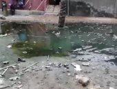 استكمال مشروع الصرف الصحى.. مناشدة أهالى كفر علوان بالقليوبية