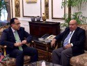 رئيس الوزراء يبحث مع سفير الكويت استعدادات اللجنة المشتركة بين البلدين