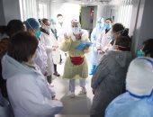 """الصحة العالمية: تراجع أعداد الإصابات الجديدة بالكورونا فى الصين """"أمر مبشر"""""""