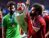 ليفربول يغازل محمد صلاح بآخر أهدافه فى دوري الأبطال قبل مباراة أتلتيكو مدريد