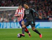 موعد مباراة ليفربول ضد أتلتيكو مدريد فى دورى أبطال أوروبا