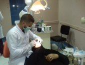 جامعة القاهرة تجرى الكشف الطبى على 4650 حالة ضمن قافلتها بأسوان وعلاجهم مجانا