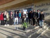 جامعة سوهاج تحصد المركز الثانى فى المعسكر التوعوى للتنوع البيولوجى بالأقصر
