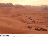 فيديو.. مهرجان الهواء للتراث الصحراوي وموسيقي الطوراق في النيجر