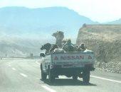 قوافل الإبل تواصل رحلة القدوم من محافظات مصر للمشاركة بسباق شرم الشيخ