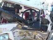 نيابة طوخ تصرح بدفن جثة السائق المتوفى بحادث تصادم باص الحضانة