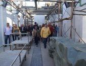 محافظ البحر الأحمر يأمر بسرعه الانتهاء من تطوير المجزر الآلى بالشلاتين (صور)