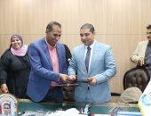 توقيع بروتوكول تعاون بين الهيئة العامة لتعليم الكبار وجامعة أسوان