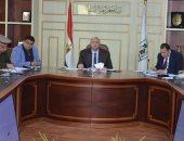 الموافقة على 75 طلب تقنين لأراضى أملاك الدولة ببنى سويف