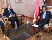نائب الرئيس اليمنى: نثمن دور مصر بقيادة السيسى الداعم للشرعية.. فيديو