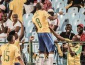 """منافس الاهلى.. صن داونز يتخطى بلومفونتين بصعوبة فى دورى جنوب أفريقيا """"فيديو"""""""