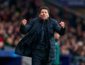 أتلتيكو مدريد الأفضل دفاعيا بدورى الأبطال فى عصر سيميونى بعد عبور ليفربول